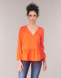 Abbigliamento Donna Top / Blusa Vila VIROSSIE Arancio