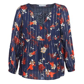 Abbigliamento Donna Top / Blusa Vila VIAMOLLON Marine