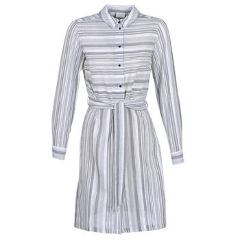 Abbigliamento Donna Abiti corti Vila VINAVIDA Bianco / Blu