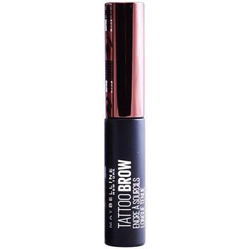 Bellezza Donna Trucco sopracciglia Maybelline Tattoo Brow Easy Peel Off Tint 3-dark Brown  4,8 ml