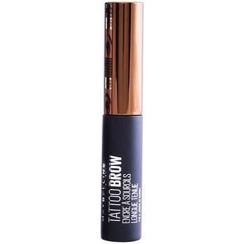Bellezza Donna Trucco sopracciglia Maybelline Tattoo Brow Easy Peel Off Tint 1-light Brown  4,8 ml