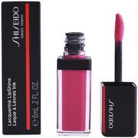 Bellezza Donna Rossetti Shiseido Lacquerink Lipshine 302-plexi Pink  6 ml