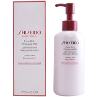 Bellezza Donna Detergenti e struccanti Shiseido Defend Skincare Extra Rich Cleansing Milk  125 ml