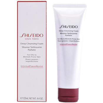 Bellezza Donna Detergenti e struccanti Shiseido Defend Skincare Deep Cleansing Foam  125 ml