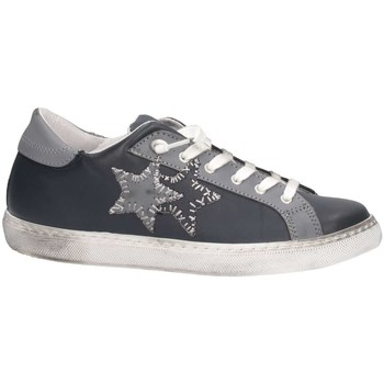 Scarpe Unisex bambino Sneakers basse 2 Stars 2SB1305 D/E Blu/grigio