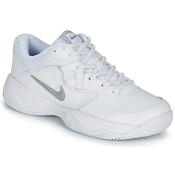 Scarpe Donna Sneakers basse Nike COURT LITE 2 W Bianco / Argento