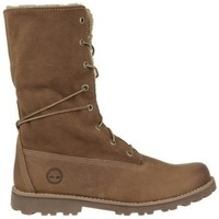 Scarpe Donna Trekking Timberland 6 IN Shearling Marrone