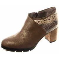Scarpe Donna Stivaletti Made In Italia SCARPA 2029 MARRONE Marron
