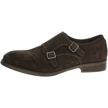 Scarpe Uomo Derby Veni AT005 MARRONE