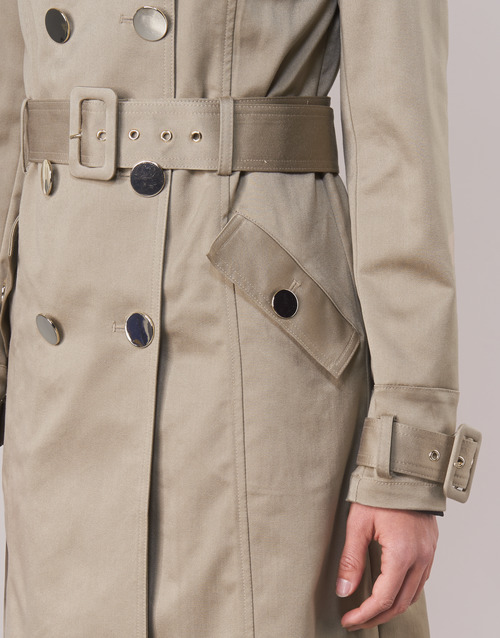 Marciano Beige Fab Trench Trench Beige Marciano Beige Fab Marciano Marciano Fab Trench Trench TFl1JKc
