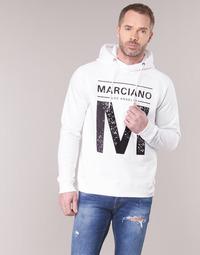 Abbigliamento Uomo Felpe Marciano M LOGO Bianco