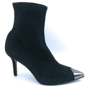 Scarpe Donna Stivaletti The Seller S1098 Nero
