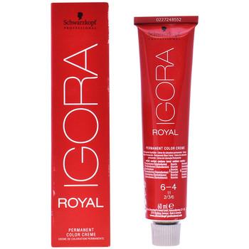 Bellezza Accessori per capelli Schwarzkopf Igora Royal Permanent Color Creme 6-4  60 ml
