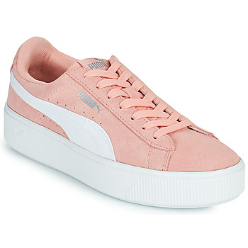 Scarpe Donna Sneakers basse Puma VIKKY STACK PEA Rosa