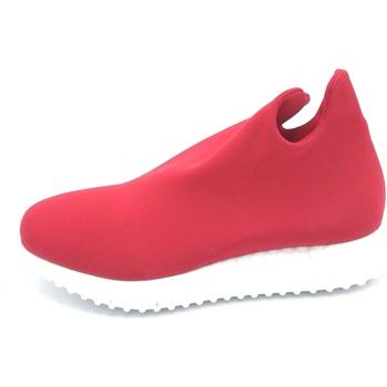 Scarpe Donna Sneakers basse Riccianera 160 Rosso