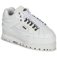 Scarpe Donna Sneakers basse Fila TRAILBLAZER WEDGE WMN Bianco