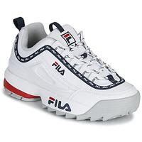 Scarpe Donna Sneakers basse Fila DISRUPTOR LOGO LOW WMN Bianco