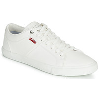 Scarpe Donna Sneakers basse Levi's WOODS W Bianco