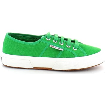 Scarpe Donna Sneakers basse Superga 2750.26_35 VERDE