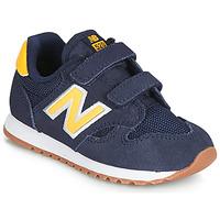 Scarpe Unisex bambino Sneakers basse New Balance 520 Blu