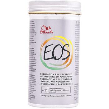 Bellezza Accessori per capelli Wella Eos Coloración Vegetal tandori 120 Gr 120 g