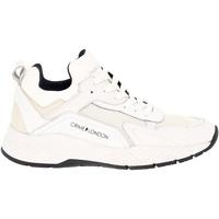 Scarpe Uomo Sneakers basse Crime London Sneakers  KOMRAD in pelle bianco