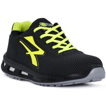 Scarpe Uomo Sneakers basse U Power PRIME S3 Grigio