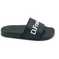 Scarpe Uomo ciabatte Dr. Franklin MPN-000368 Nero