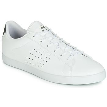 Scarpe Donna Sneakers basse Le Coq Sportif AGATE PREMIUM Bianco / Argento