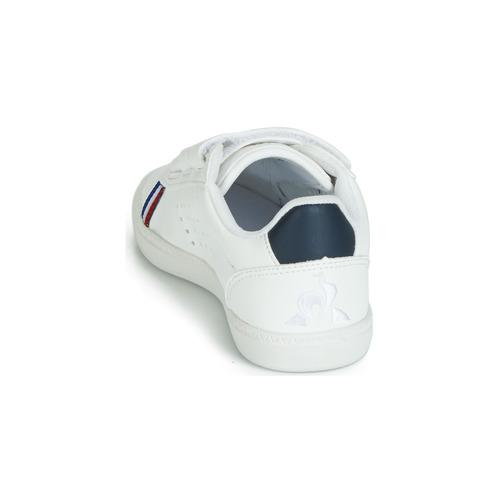5000 Basse Courtstar Ps Bianco Le Sportif Sport Coq Sneakers Bambino Consegna Scarpe Bbr Gratuita htrdBsQoCx