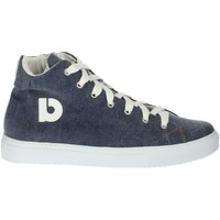 Scarpe Uomo Sneakers alte Agile By Ruco Line 8015 JEANS