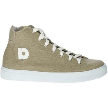 Scarpe Uomo Sneakers alte Agile By Ruco Line 8015 BEIGE