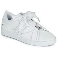 Scarpe Donna Sneakers basse Puma SMASH WN BUCKLE Bianco