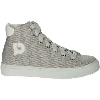 Scarpe Donna Sneakers alte Agile By Ruco Line 2815 ARGENTO