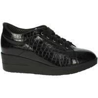 Scarpe Donna Sneakers basse Agile By Ruco Line 208-68 NERO