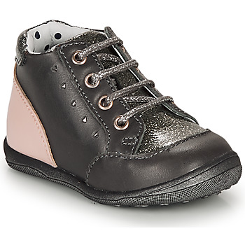 Scarpe Bambina Sneakers alte Catimini CLELIA Grigio