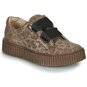 Scarpe Bambina Sneakers basse Catimini CAVANILLE Leopard / 2892
