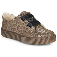 Scarpe Bambina Sneakers basse Catimini CAVANILLE Leopard