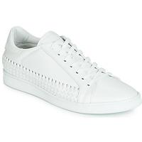 Scarpe Uomo Sneakers basse John Galliano 6712 Bianco