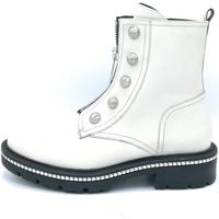 Scarpe Donna Stivaletti Zanon I6507 Bianco