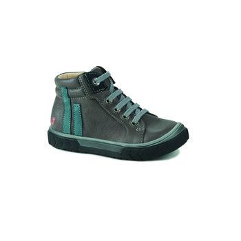 Scarpe Bambino Sneakers alte GBB OSKOF Grigio