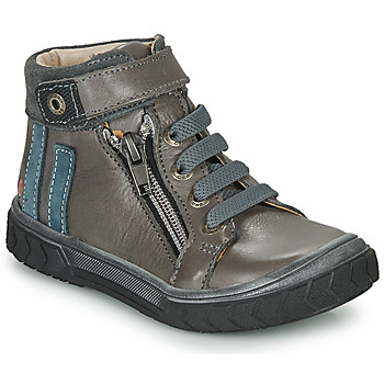Scarpe Bambino Sneakers alte GBB OMAHO Grigio