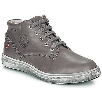 Scarpe Bambino Sneakers alte GBB NINO Grigio