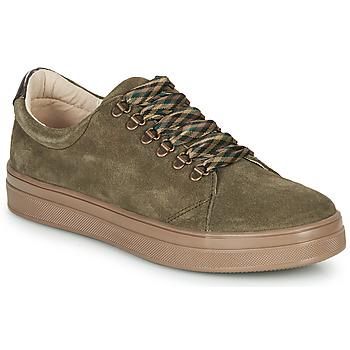 Scarpe Bambina Sneakers basse GBB OMAZETTE Kaki