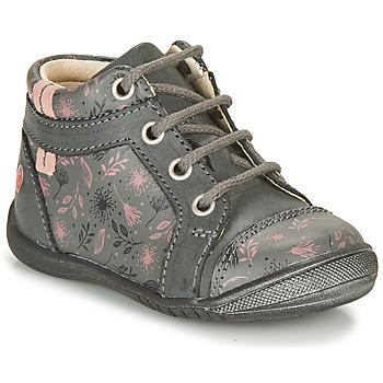 Scarpe Bambina Sneakers alte GBB OMANE Nero