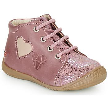 Scarpe Bambina Sneakers alte GBB OCALA Rosa