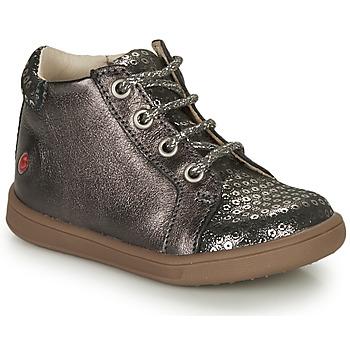 Scarpe Bambina Sneakers alte GBB FAMIA Nero