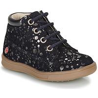 Scarpe Bambina Sneakers alte GBB NINON Blu