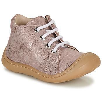 Scarpe Bambina Sneakers alte GBB VEDOFA Verde