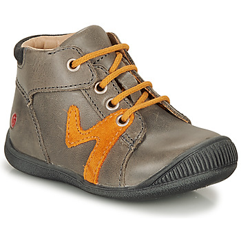 Scarpe Bambino Sneakers alte GBB OVELO Nero